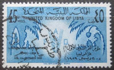 Libye 1959 Konference FAO Mi# 84 0016