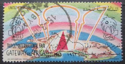 Libye 1963 Mezinárodní veletrh v Tripolisu Mi# 135 0018