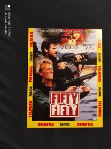 Fifty Fifty DVD