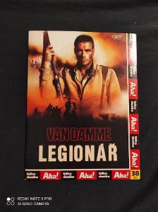 Legionář dvd