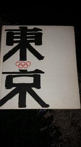Kniha - Olympijské Tokio