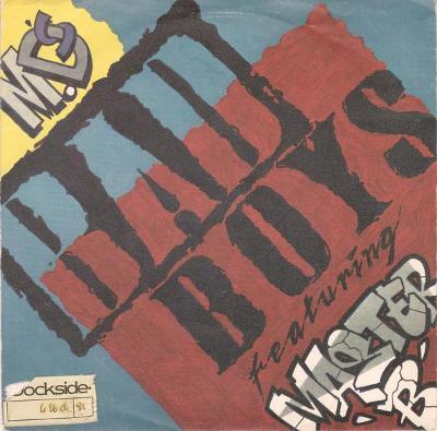 "SP- M.D.'s Feat. Master B - Bad Boys (7""singl)´1991"