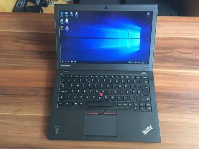 Zánovní odolný kvalitní notebook Thinkpad X250 Intel i5 záruka +