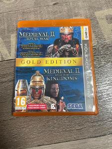 MEDIEVAL II TOTAL WAR GOLD (PC)