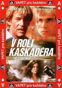 V ROLI KASKADÉRA (DVD) (PAPÍROVÝ OBAL)