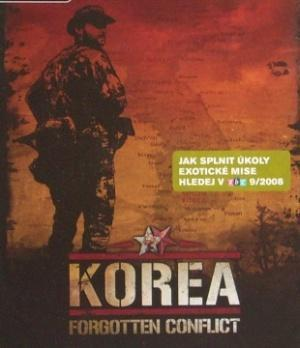 Korea: Forgotten Conflict - zajímavá taktická akce!