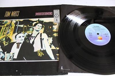 Tom Waits – Swordfishtrombones LP 1983 vinyl West Germany topstav EX-
