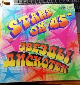 Stars on 45 /Melodia 1981/ - nizozemská skupina hraje remix Beatles