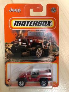 Matchbox Jeep Willys
