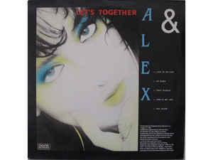 Alex & Daniel (2) – Let's Together Label: Gennex – GE 0001-1 311  NM