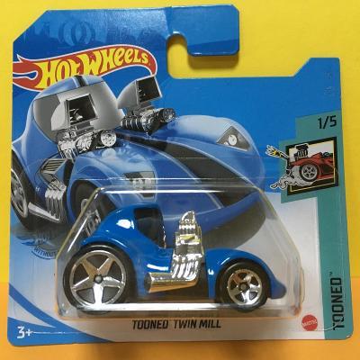 Tooned Twin Mill - Hot Wheels 2021 13/250 (E26-5)