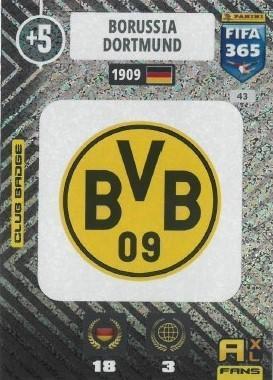 Karta FIFA 365 - 2021: Borussia Dortmund