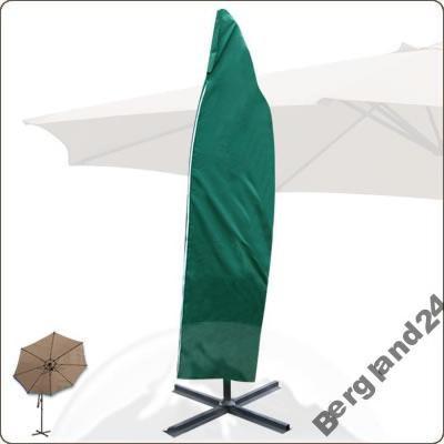 Ochranný obal na slunečník zelený 27959
