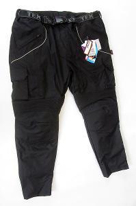 Textilní kalhoty  TEX PEED - vel. 46/32, pas: 118 cm