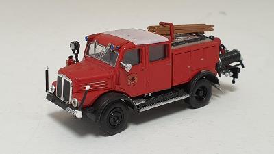 Horch H3A - Hasičské vozidlo 1:72