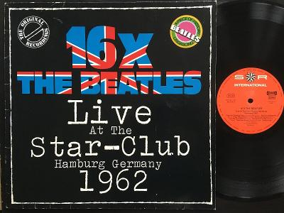 The Beatles 16 X The Beatles lp  VG+/VG