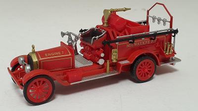 Pumper 1921 USA - Hasičské vozidlo 1:72