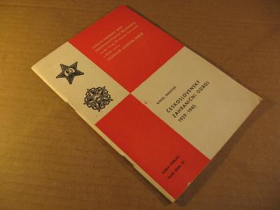 Richter K. ČESKOSLOVENSKÝ ZAHRANIČNÍ ODBOJ 1939 - 1945 ČSPB 1985