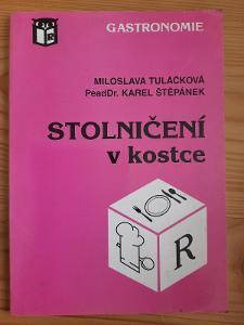 Stolničení v kostce učebnice pro sš  M. Tuláčková, K. Štěpánek