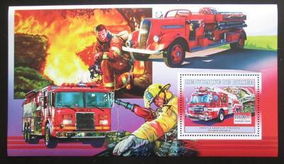 Guinea 2006 Američtí hasiči Mi# Block 1063 2272