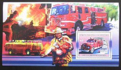 Guinea 2006 Američtí hasiči Mi# Block 1064 2272