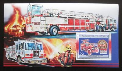 Guinea 2006 Američtí hasiči Mi# Block 1065 2272