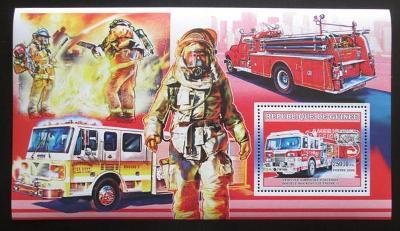 Guinea 2006 Američtí hasiči Mi# Block 1066 2272