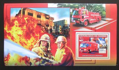 Guinea 2006 Japonští hasiči Mi# Block 1067 2273
