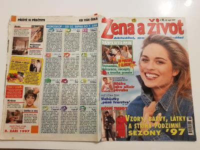 Žena a život 8/1997