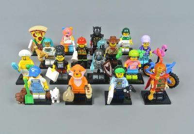 LEGO minifigurky 71025