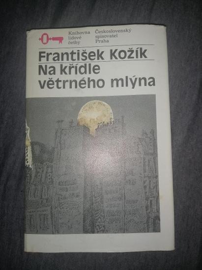 František Kožík - Na křídle větrného mlýna, 1989 - Knihy