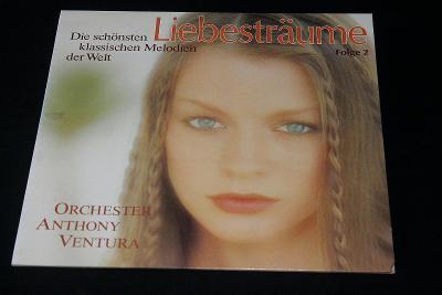 LP - Orchester Anthony Ventura - Liebesträume - Folge 2.   (d24)