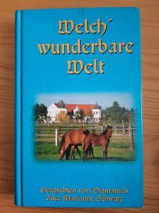 Welch´ wunderbare Welt (kniha v němčině)
