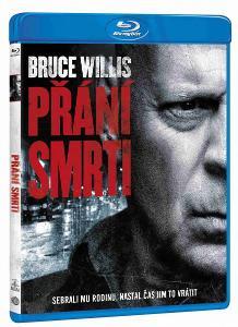 Přání smrti (2018) - Blu-ray
