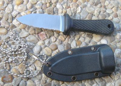 Nůž na krk