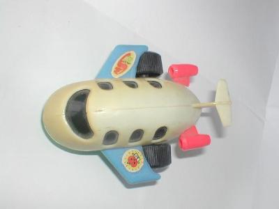 Letadlo s kolečky