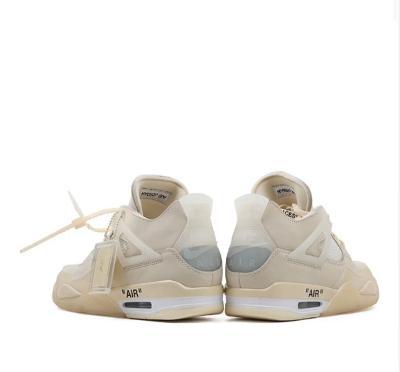 Nike Air Jordan  4 Sail