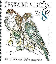 Ochr. přír.-draví ptáci 2003, raž. zn. smytá s raz. FDC, NL. k.č. 373.
