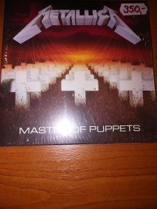Prodám CD Metallica - Master Of Puppets