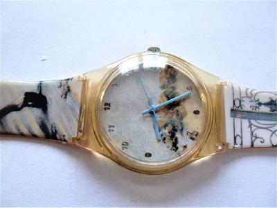 Náramkové hodinky Quartz*2-543