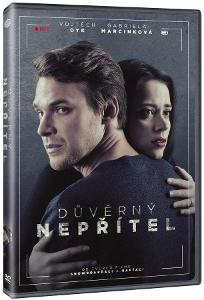DŮVĚRNÝ NEPŘÍTEL (DVD)