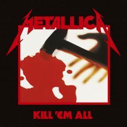 Metallica - Kill 'em all, 1CD (RE), 2016