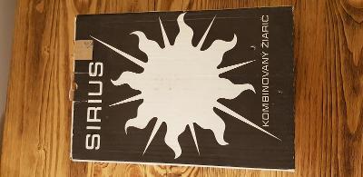 Horske slunce Sirius