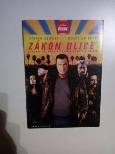 DVD film Zákon ulice
