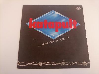 Katapult - ... A co Rock'n'Roll !!! - Top Stav - Supraphon ČSSR - 1989