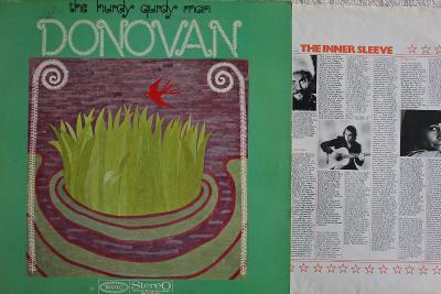 Donovan – The Hurdy Gurdy Man LP 1968 vinyl NL 1.press super stav EX