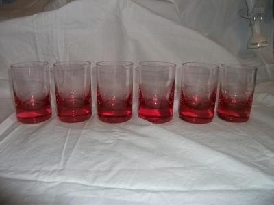 Sklenky na whisky  nebo na vodu- MOSER