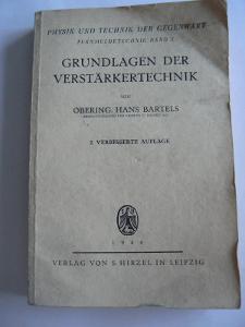 H. Bartels - Grundlagen der Verstärkertechnik 1944
