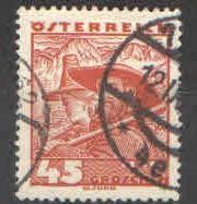 Rakousko - Mi.567 -  Národní kroje
