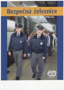 Bezpečná železnice